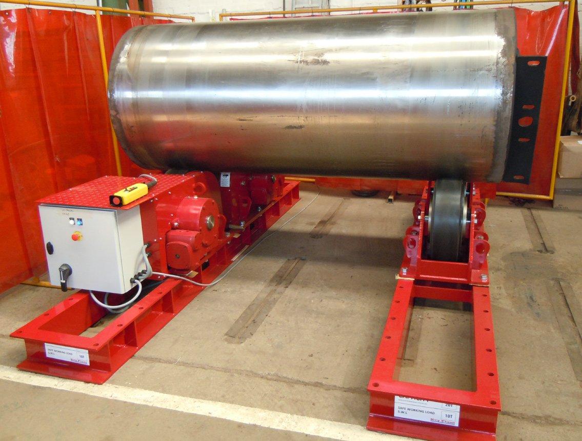 Rotators load test