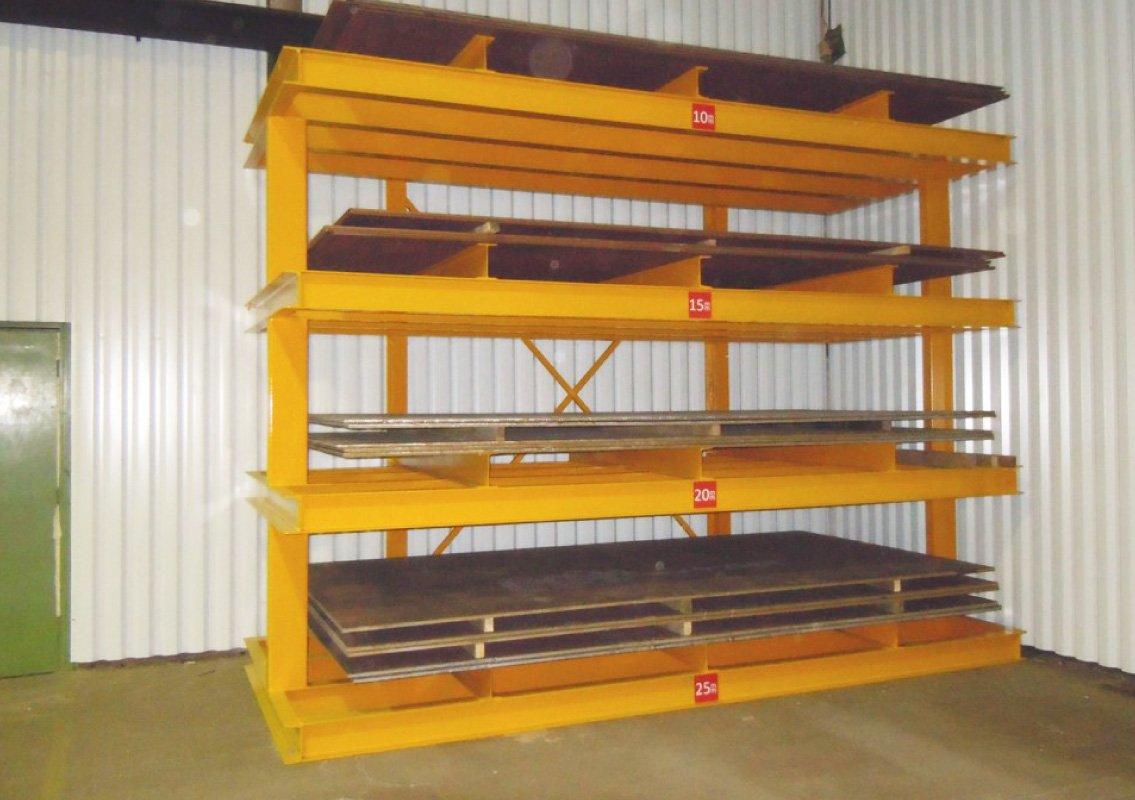 Stock Steel Sheets