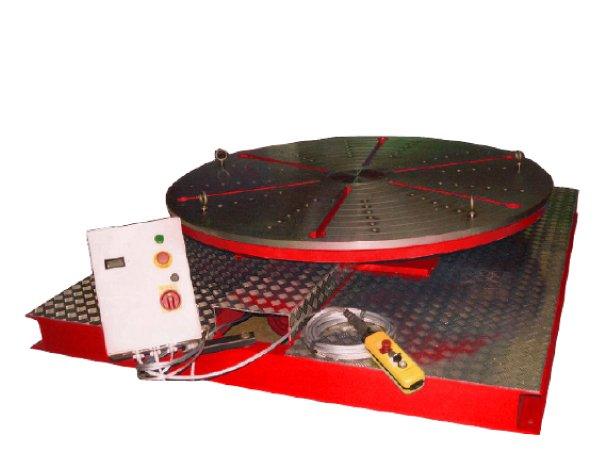 High Speed Floor Turntables