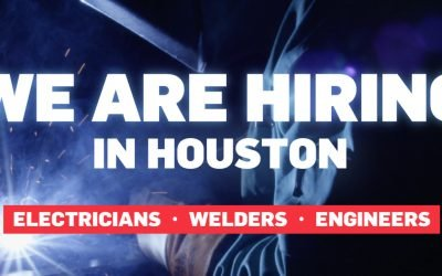 We're Hiring in Houston, Texas
