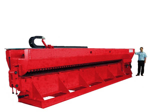 Seam Welder flat bed
