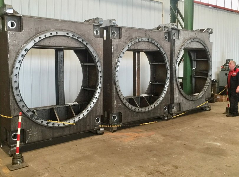 cnc machining and engineering for weld automation