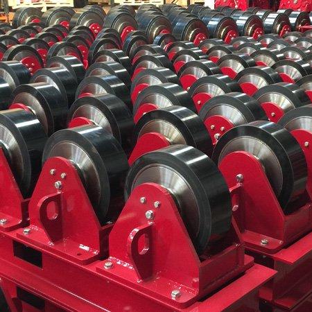 Polyurethane PU production