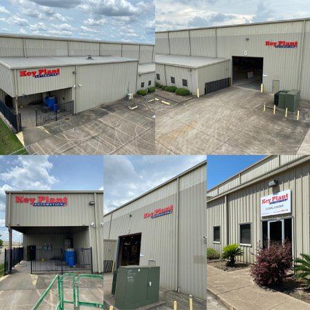 Key Plant USA weld automation in North America