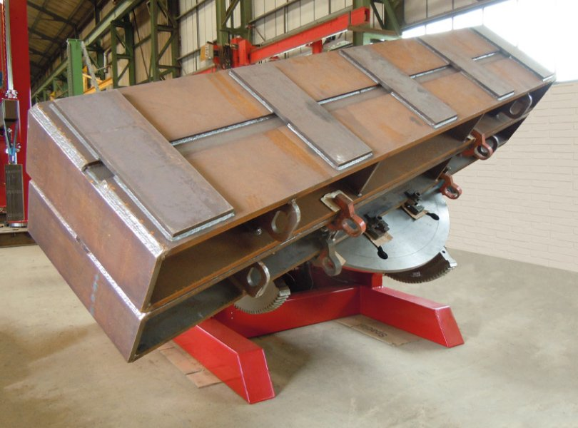 weld automation positioner
